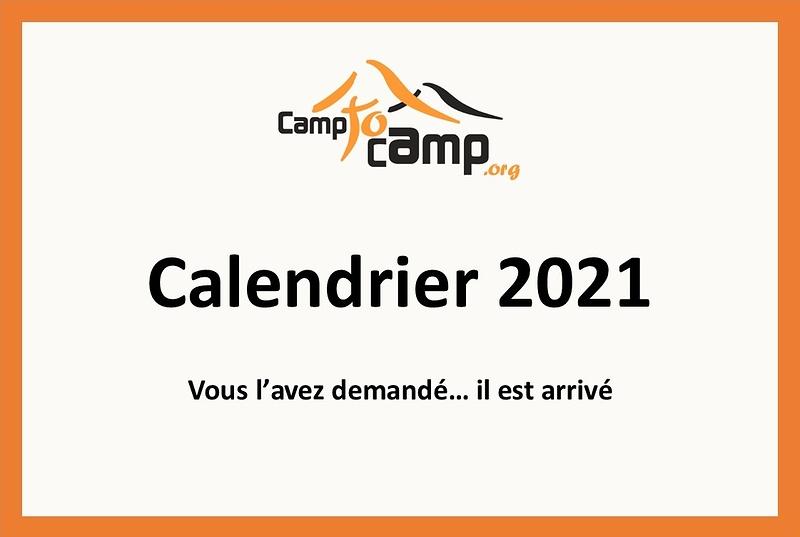 Promo calendrier C2C